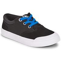 Schuhe Jungen Sneaker Low Quiksilver VERANT YOUTH Schwarz