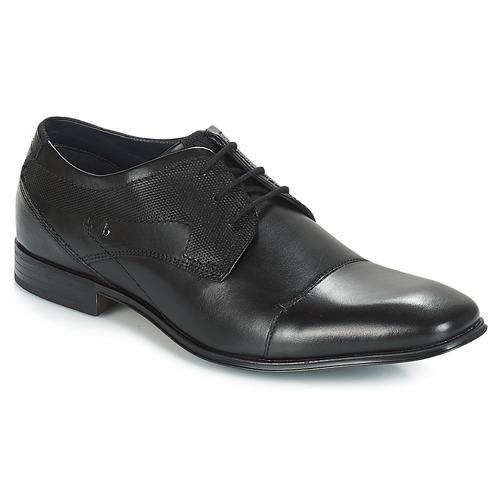 Bugatti ROMEI Schwarz  Schuhe Derby-Schuhe Herren 79,99