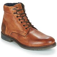 Schuhe Herren Boots Bugatti ROPARA Cognac