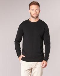 Kleidung Herren Pullover Jack & Jones JJEBASIC Schwarz