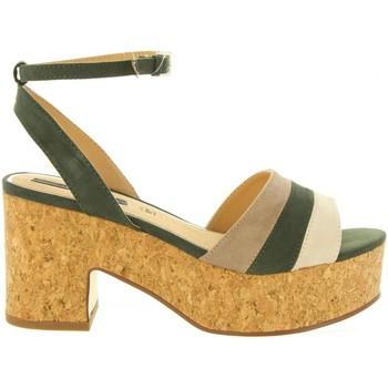 Schuhe Damen Sandalen / Sandaletten MTNG 50934 SHIA Verde