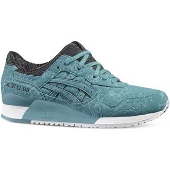 Schuhe Damen Multisportschuhe Asics Gel-Lyte III Blau