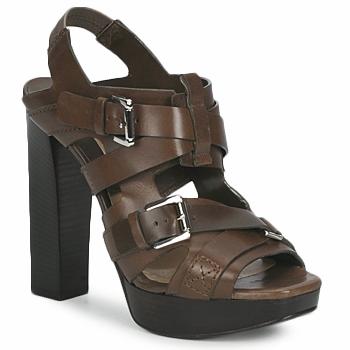 Schuhe Damen Sandalen / Sandaletten Michael Kors MOWAI Maulwurf