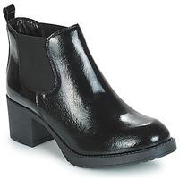 Schuhe Damen Low Boots André TERRIBLE 3 Schwarz