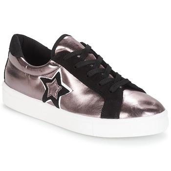 Schuhe Damen Sneaker Low André MAX Gold