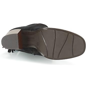 André CARESSE Schwarz - Kostenloser Versand |  - Schuhe Low Boots Damen 8720