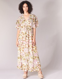 Kleidung Damen Maxikleider Derhy ALEXANDRIN Naturfarben