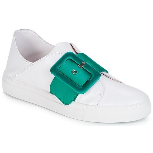 Minna Parikka ROYAL Emerald-white Schuhe Sneaker Low Damen 174,50