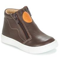 Schuhe Jungen Boots André HECTOR Braun