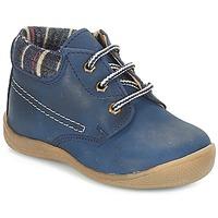 Schuhe Jungen Boots André NOE Marine