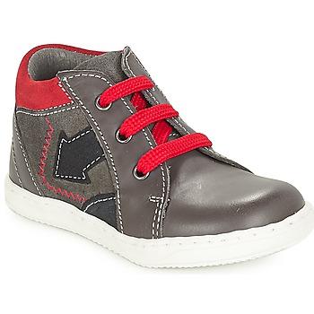 Schuhe Jungen Boots André LA FLECHE Grau