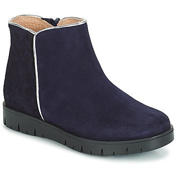 Schuhe Mädchen Boots André SAVANNAH Marine