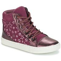 Schuhe Mädchen Sneaker High André EMILIE Violett