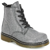 Schuhe Mädchen Boots André MARLA Silbern
