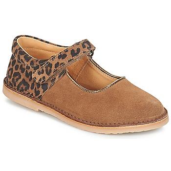 Schuhe Mädchen Ballerinas André AURORA Camel