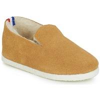 Schuhe Kinder Babyschuhe André BANQUISE Camel
