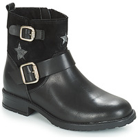 Schuhe Mädchen Boots André COUNTRY GIRL Schwarz