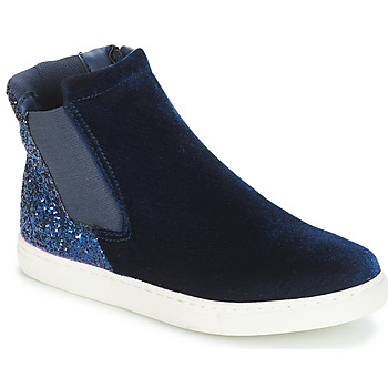 Schuhe Mädchen Boots André SISSI 2 Marine