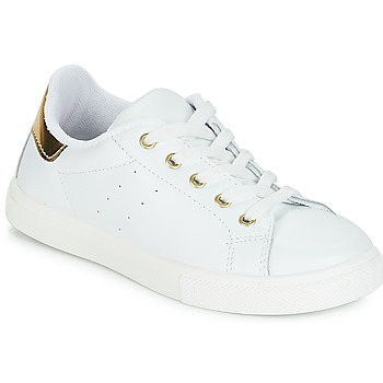 Schuhe Mädchen Sneaker Low André TAMARA Weiss