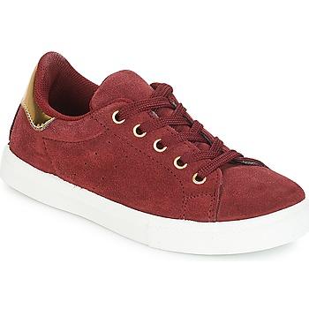 Schuhe Mädchen Sneaker Low André TALIA Bordeaux