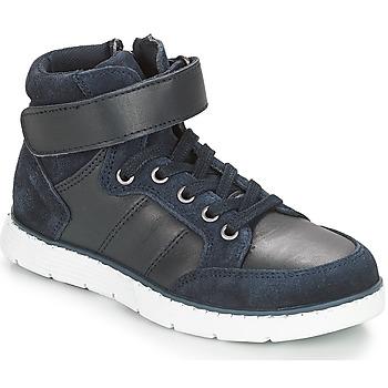 Schuhe Jungen Sneaker High André TOM Marine