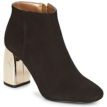 Schuhe Damen Low Boots André SELENA Schwarz