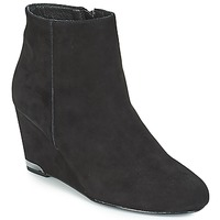 Schuhe Damen Low Boots André NOEMIE Schwarz