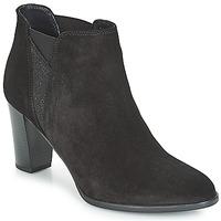 Schuhe Damen Low Boots André ROSACE Schwarz