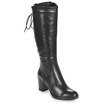 Schuhe Damen Klassische Stiefel André OPALE Schwarz