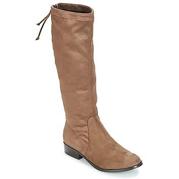 Schuhe Damen Klassische Stiefel André ANAIS Maulwurf