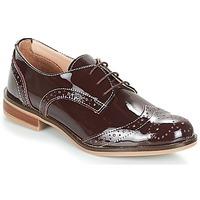Schuhe Damen Derby-Schuhe André PLYMOUTH Bordeaux