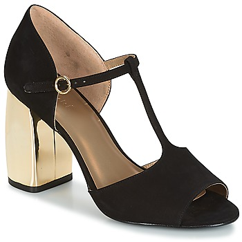 Schuhe Damen Sandalen / Sandaletten André ELEONORE Schwarz