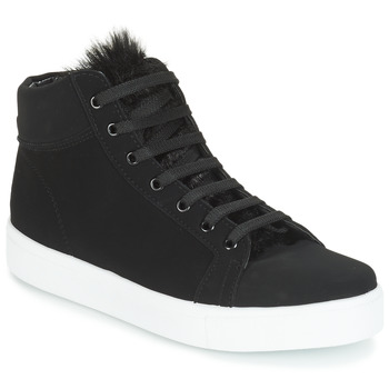 Schuhe Damen Sneaker High André GOSPEL Schwarz