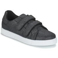 Schuhe Damen Sneaker Low André ECLAT Schwarz