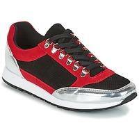 Schuhe Damen Sneaker Low André SKA Rot