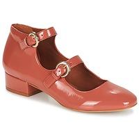 Schuhe Damen Ballerinas André GABIE Rose