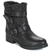 Schuhe Damen Boots André BRIGITTE Schwarz