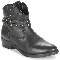 Schuhe Damen Boots André ARABELLA Schwarz