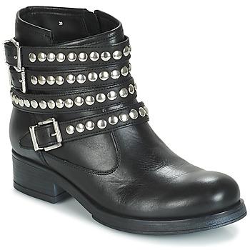 Schuhe Damen Boots André OFELIA Schwarz