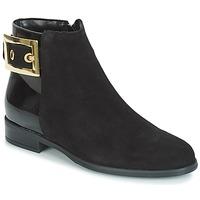 Schuhe Damen Boots André ELFIE Schwarz