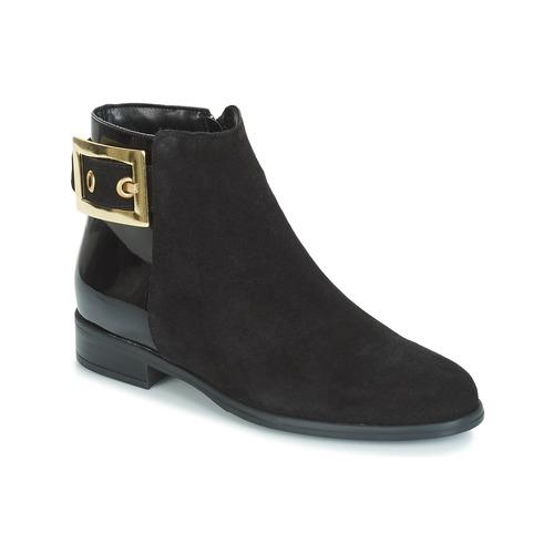 André ELFIE Schwarz  Schuhe Boots Damen
