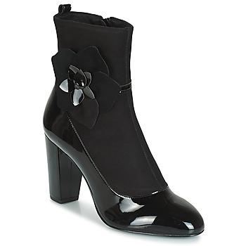 Schuhe Damen Klassische Stiefel André MAGDALENA Schwarz