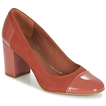 Schuhe Damen Pumps André BRUNA Rose