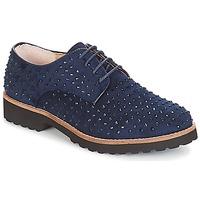 Schuhe Damen Derby-Schuhe André CLAVA Blau