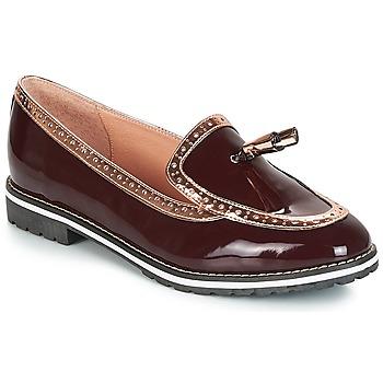 Schuhe Damen Slipper André DEBBY Bordeaux