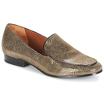 Schuhe Damen Slipper André BOLINIA Gold
