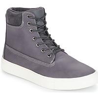 Schuhe Damen Boots André HUSSARD Grau