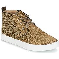 Schuhe Damen Sneaker High André EMPEREUR Kaki