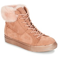 Schuhe Damen Sneaker High André ILDA Rose