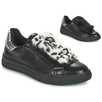 Schuhe Damen Sneaker Low André LEXIE Schwarz